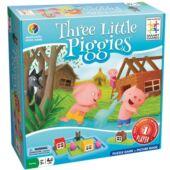 Három kismalac (Three little pigs) készségfejlesztő játék - Smart Games (GA)
