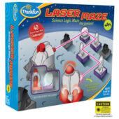 Laser Maze JUNIOR ThinkFun - logikai játék a lézerfénnyel (GE)