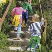 Farkinca fogócska készlet (4 gyermek részére) - EP 170242 (ED)