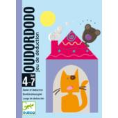 "Oudordodo ""találd ki"" kártyajáték - Djeco 5106 (BO)"