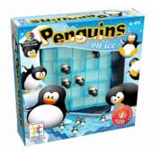 Pingvinek a jégen Smart Games logikai játék - Penguins on ice (GA)