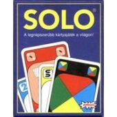 SOLO kártyajáték (mint az UNO/Makaó) - Piatnik (PI)