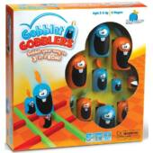 Gobblet Gobblers trükkös amőba szerű társasjáték gyerekeknek