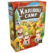 Karibou Camp társasjáték (GE)
