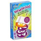 Memóriadó vicces memória társasjáték - Thinkfun (GE)