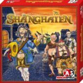 Shanghaien - kalózos kártyajáték, 2 személyes társasjáték (GE)