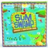 Sum Swamp - vidám matek társasjáték gyerekeknek - Learning Resources (LR)