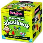 Brainbox Matematika kicsiknek társasjáték (KE)