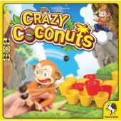 Crazy coconuts - ügyességi, majmos társasjáték gyerekeknek (GE)