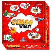 Guess what -  Találd ki - asszociációs társasjáték (GE)