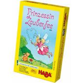 Prinzessin Zauberfee - Varázstündér,  HABA kooperatív társasjáték (HA)