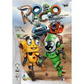 706d9181bba2 Robo Race, robotos, izgalmas, gondolkodtató társasjáték - A-Games