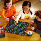 Robot Face Race - megfigyelésen alapuló gyorsasági társasjáték gyerekeknek LR2889 (LR)