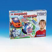 A megújuló engergia tudományos játék - Clementoni Piatnik (PI)