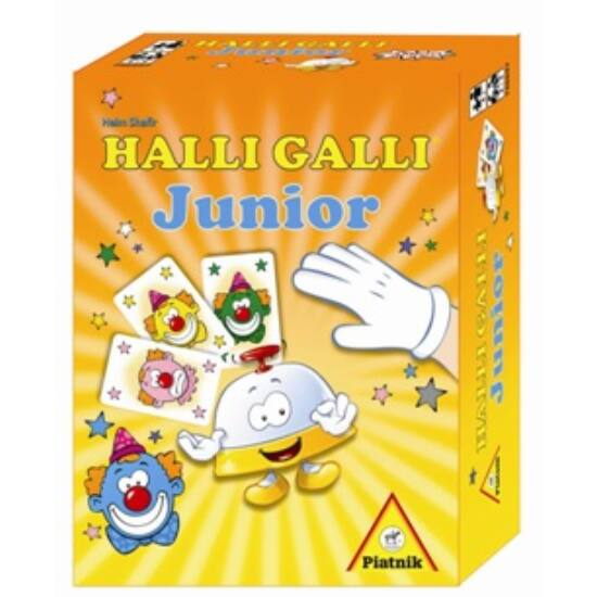 Halli Galli Junior társasjáték gyerekeknek - PI