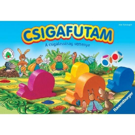 Csigafutam legelső társasjáték gyerekeknek - Ravensburger gyerekjáték - RE 55054