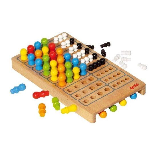 Goki mesterlogika társasjáték fából - 56708 (GO)