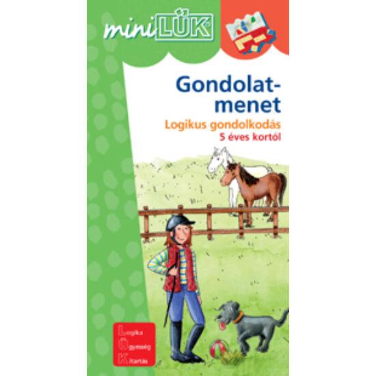 Gondolat menet LÜK Mini füzet LDI227 (DI)