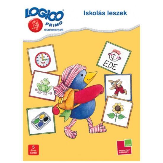 LOGICO Primo feladatlapok - Iskolás leszek (3234) 5+ (TF)