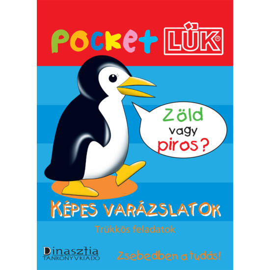 """Képes varázslatok foglalkoztató Pocket LÜK füzet + Alaplap LDI903/A (DI) """"Utolsó darabok"""""""