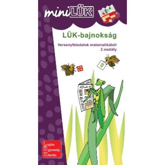 Matek 2.o. - LÜK Mini  bajnokság LDI501 (DI)