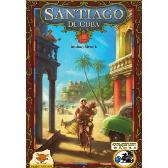 Santiago de Cuba társasjáték - Piatnik (PI)
