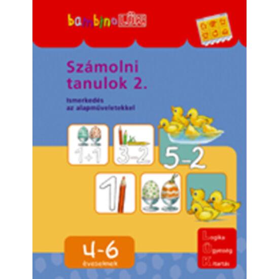 Számolni tanulok 2. LÜK Bambino füzet LDI-102 (DI)