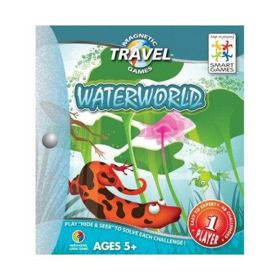 Waterworld Vizivilág mágneses Smart Games (GA)
