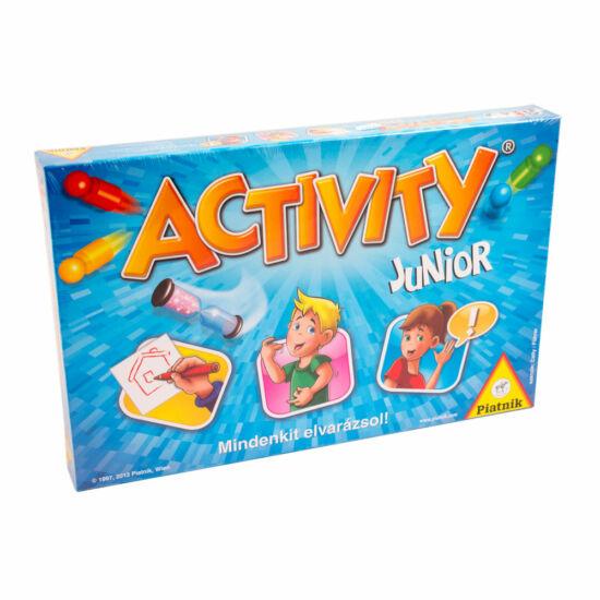 Activity junior társasjáték gyerekeknek - PI