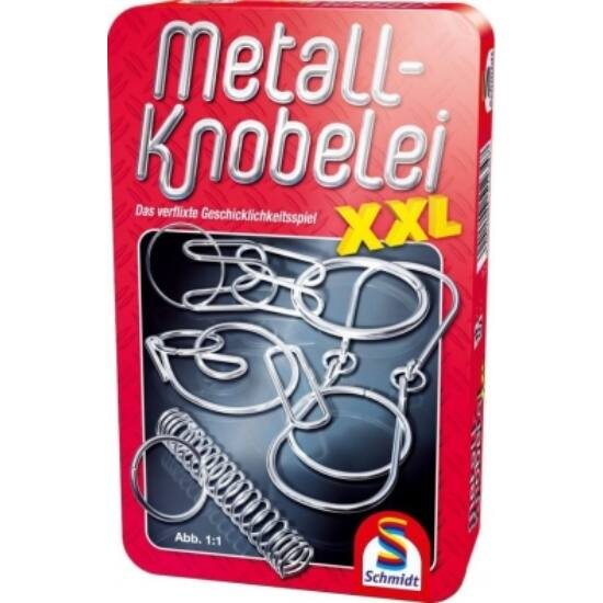 Ördöglakat gyűjtemény Metall Knobelei  - GA