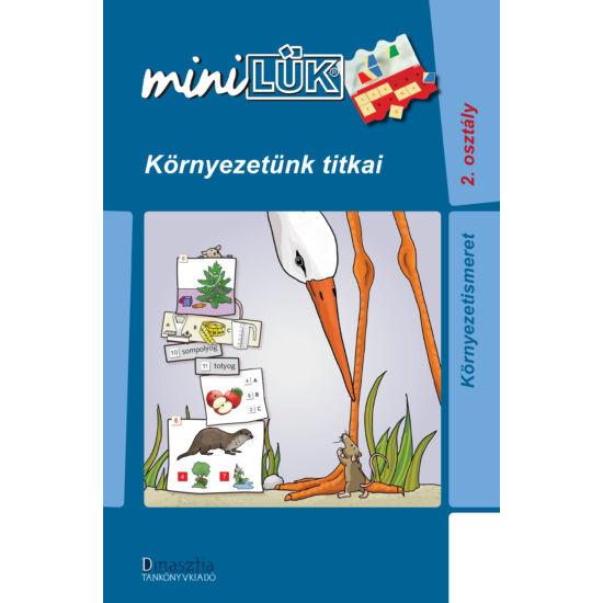 Környezetünk titkai - környezetismeret LÜK Mini füzet 2. osztály LDI252 (DI)