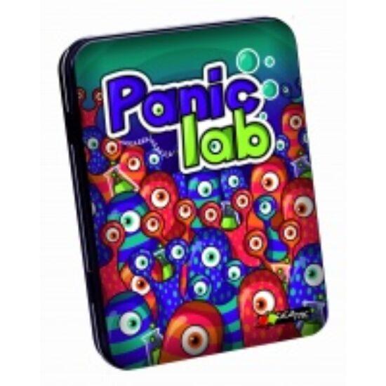 Panic Lab Gigamic kártyajáték-társasjáték szép fémdobozban - GE