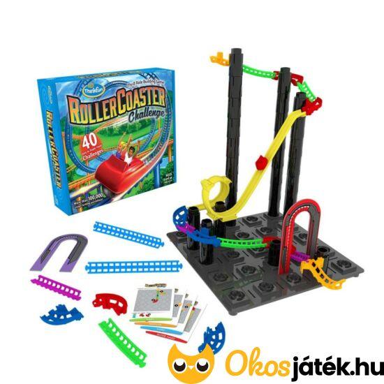 Roller Coaster Challenge Thinkfun - hullámvasút építő játék (GE)
