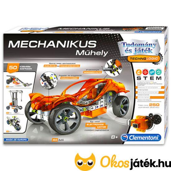 clementoni mechanikus műhely