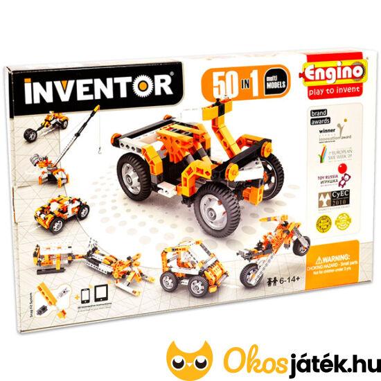 Engino motorizált modellek - Inventor 50 az 1-ben 5030 (JN)