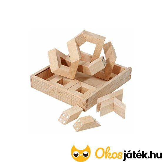 Fa mágneses, különleges, matek építő játék - Philos Math Maker - PG 5550