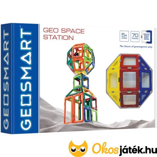 "Geosmart Geo Space Station - ""Űrállomás"" mágneses építő (GA) ""Utolsó darabok"""