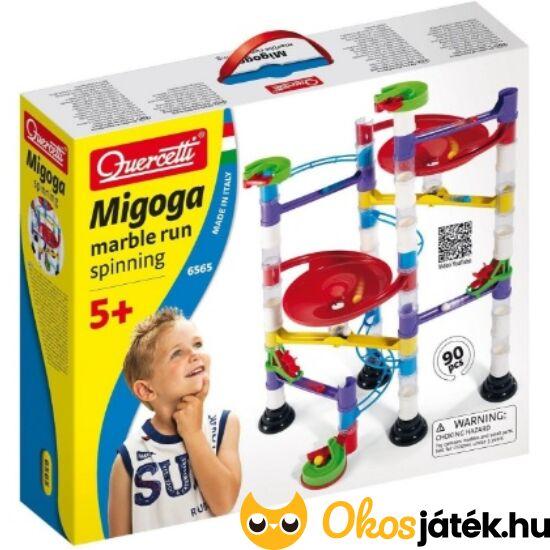 Quercetti Migoga Marble Run spinning golyópálya - 6565 (KW)