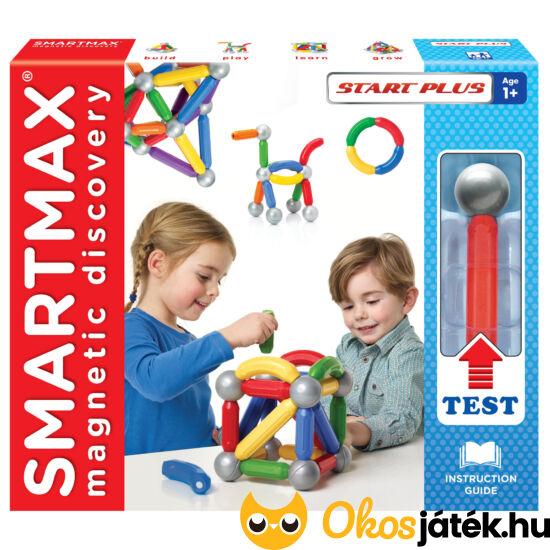 SmartMax Start Plus mágneses építőjáték 30 darabos SMX310 (GA-R)