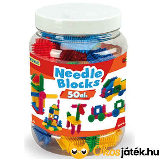 tüskejáték tüskés építőjáték építő játék készlet gyerekeknek