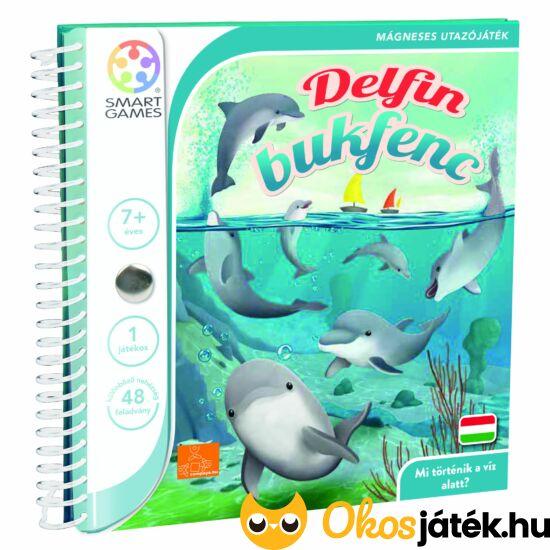 delfin bukfenc smart games mágneses logikai játék