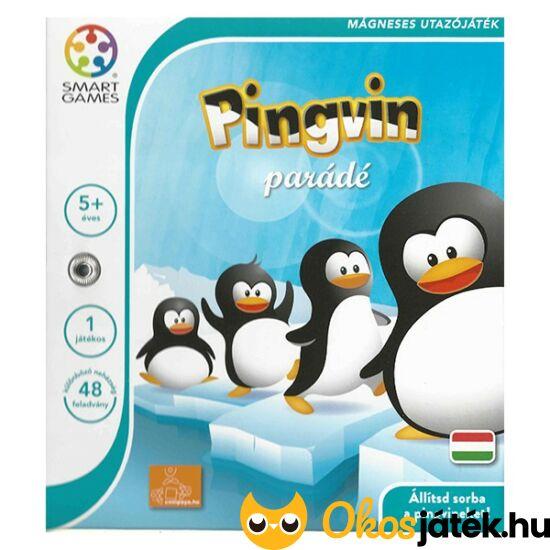 Pingvin parádé - mágneses, úti változat -  Smart Games - GA