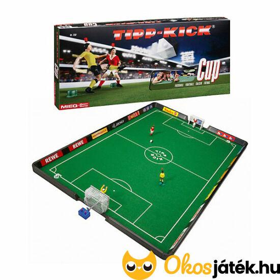 Tipp Kick Cup - focis ügyességi játék szegélyes focipályával (75500) (TK)