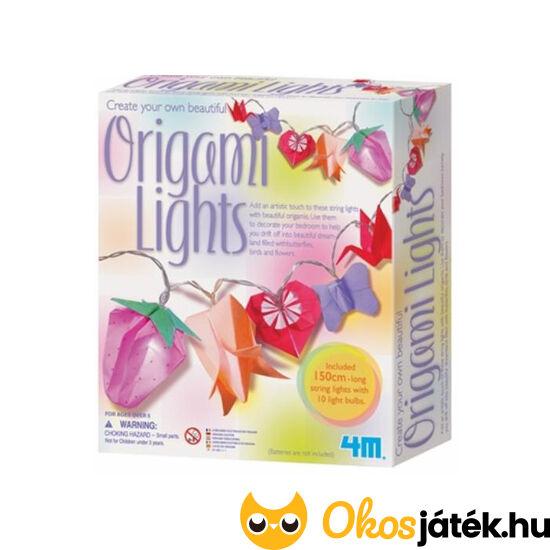 4M Origami lámpafüzér 04609 (RE)