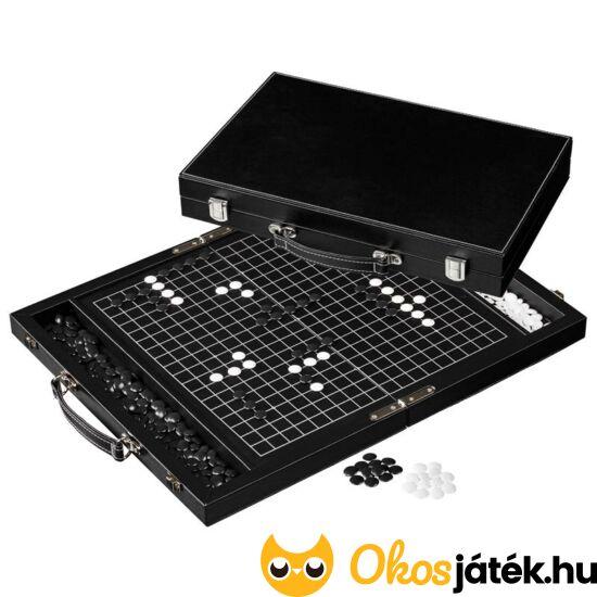 Go játék bőröndben - Philos Go & Go 3217 (PG)