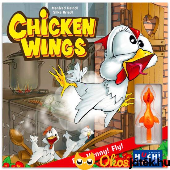 Chicken Wing -  vicces csirke darts  (GE)