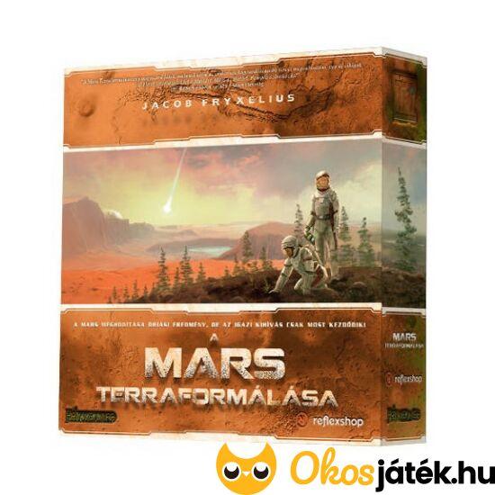 A Mars terraformálása társasjáték 707088 - YO