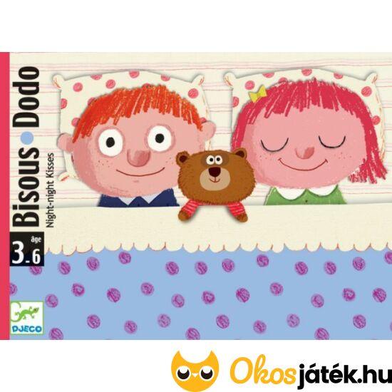 Jó éjt puszi társasjáték - Bisous Dodo kártyajáték 5176 (BO)