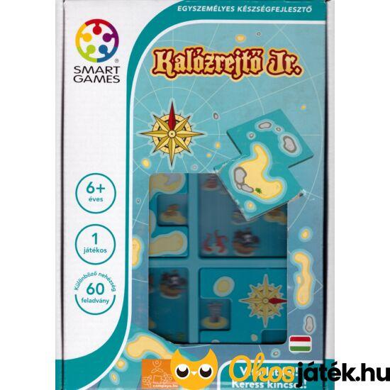 Kalózrejtő Jr. Smart Games logikai játék (GA)