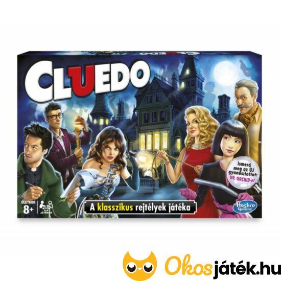 Cluedo társasjáték (MH)